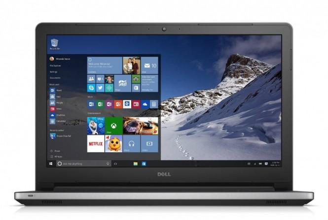 Microsoft подарит Inspiron 15 за неудачную попытку обновиться до Windows 10