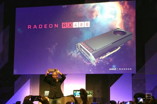 AMD готовит новый драйвер для RX 480 с оптимизацией энергопотребления