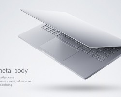 Xiaomi представила клон MacBook Air — Mi Notebook Air