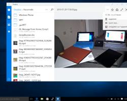 Dropbox для Windows 10 и Windows 10 Mobile получил крупное обновление