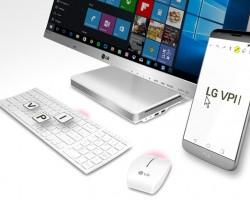 LG выпустила приложение, позволяющее управлять смартфоном с компьютера
