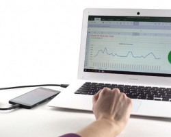 NexDock, превращающий Windows-смартфон вноутбук, появится впродаже вавгусте