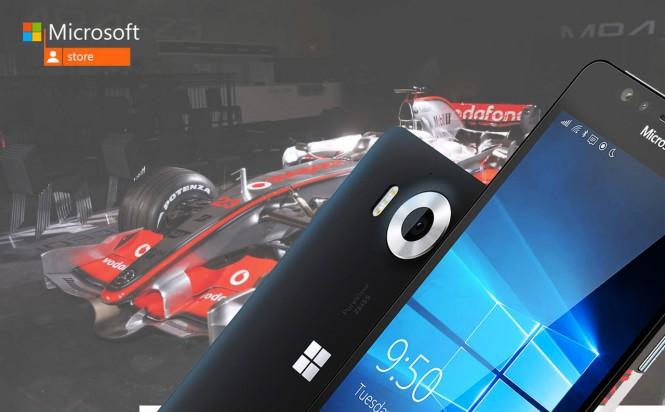 приложение Formula 1