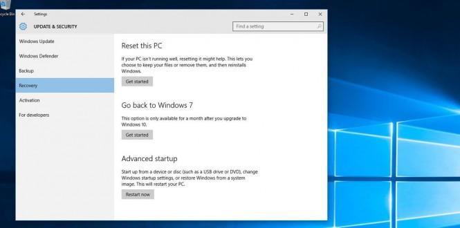 Как бесплатно обновиться до Windows 10 после 29 июля?