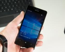 Lumia 950 иLumia 950XL получили функцию пробуждения подвойному нажатию наэкран