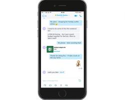 Через Skype теперь можно обмениваться файлами размером до300 мегабайт