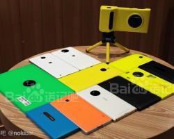 Фотография невыпущенных устройств Lumia 2020, Lumia 650XL иNokia XL2