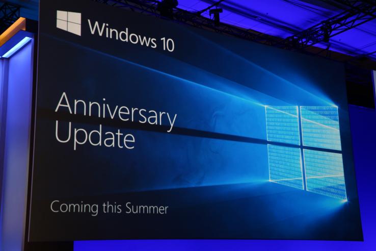 Пользователи Windows 10 Mobile также получат Anniversary Update 2 августа