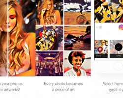 Популярное фотоприложение Prisma появится наWindows 10иWindows10 Mobile вэтом месяце