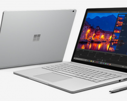 Microsoft показала Surface Book 2 в Instagram