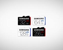 Samsung представил «ультрабыстрые» карты памяти