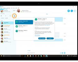 В Skype появились сторонние боты, в том числе IFTTT