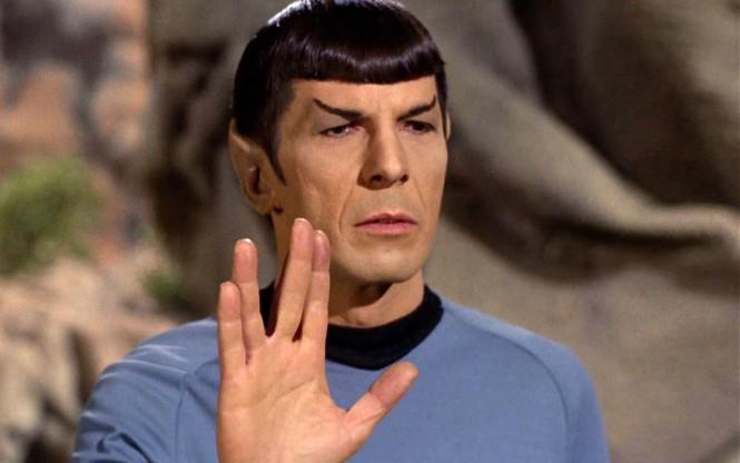 В Skype можно пообщаться со Споком из Star Trek