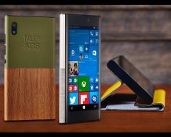 Кампания по сбору средств на Windows-смартфон Nuans Neo провалилась