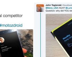 Motorola обвинила Samsung в краже функции, которую сама же украла у Nokia