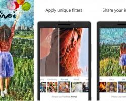 НаWindows Phone иWindows10 Mobile вышло приложение Vinci— аналог Prisma от«ВКонтакте»