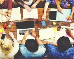 Молодёжь предпочитает использовать для совместной работы Google Docs вместо Microsoft Word