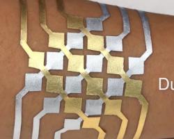 Microsoft Research разрабатывает татуировку для управления смартфоном