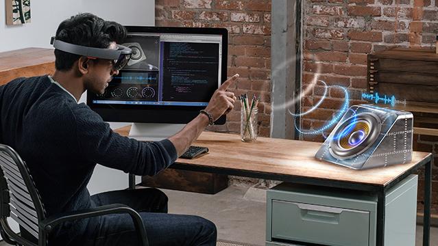 Microsoft рассказала об архитектуре процессора HoloLens