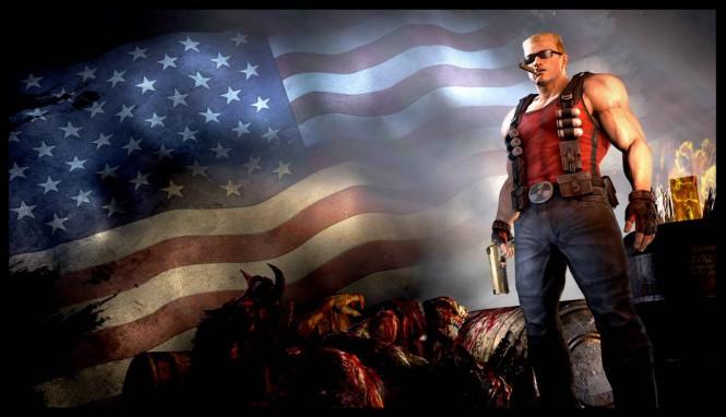 2 сентября будет представлена новая игра серии Duke Nukem