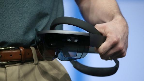 Израильская армия будет применять HoloLens