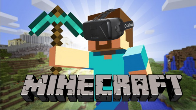 Minecraft Windows 10 Edition Beta теперь поддерживает Oculus Rift