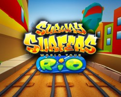 В Subway Surfers новая локация — Рио де Жанейро