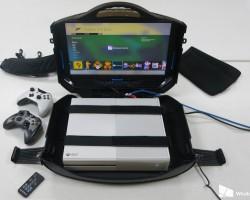 Моддер создал ноутбук наоснове консоли Xbox OneS