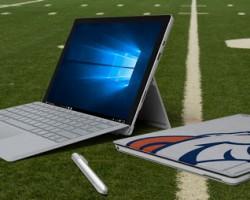 Выпущены чехлы NFL для Surface Pro 3иSurface Pro4