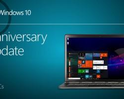 Появилось обновление для Windows 10 Anniversary Update