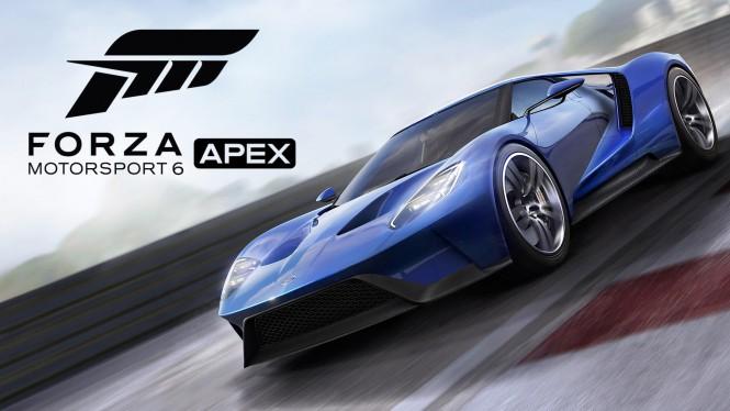 Завершилось beta-тестирование Forza Motorsport 6: Apex