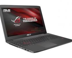 Обзор игрового ноутбука ASUS ROG GL552