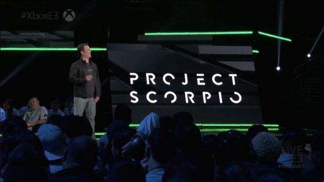 Представитель Microsoft подтвердил, что Project Scorpio будет работать на 4k