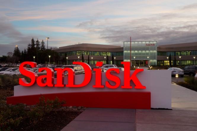 SanDisk показала прототип SD-карты на 1 ТБ