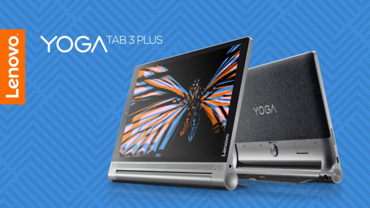 Yoga Tab 3 Plus