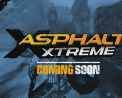 Gameloft готовит новую игру из серии Asphalt