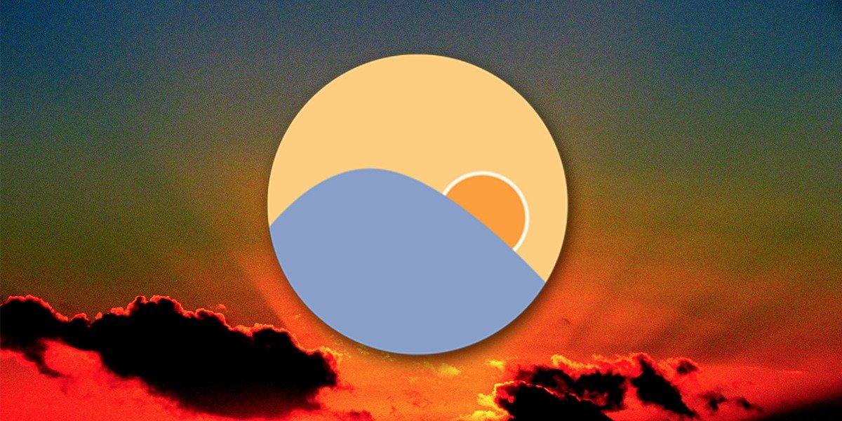 flux-sunset