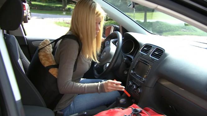 Microsoft хочет запатентовать режим безопасного вождения для смартфонов