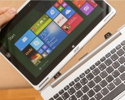 Обзор гибридного ноутбука Acer Aspire Switch 10