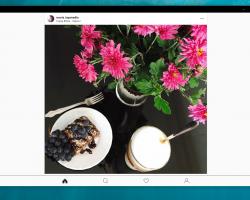 Instagram выпустил приложение для Windows 10