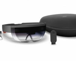 Microsoft HoloLens появится ещё водной стране
