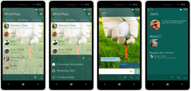 Клиент WhatsApp для Windows 10 получил предварительный просмотр веб-страниц