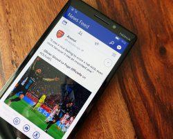 Минимальные требования Facebook для Windows 10 Mobile включают 2 ГБ RAM