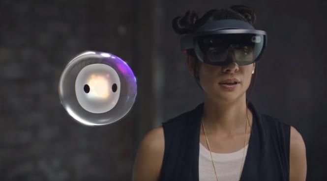 Первые Windows Holographic VR-шлемы могут быть представлены в декабре