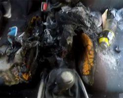 iPhone 7 спалил машину