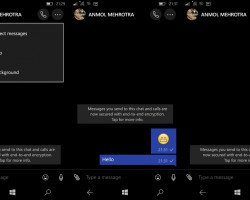 Обновление WhatsApp: поддержка GIF, бэкап переписки в OneDrive и новые смайлики