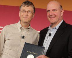 Стив Балмер: мобильные устройства разрушили мою дружбу с Биллом Гейтсом