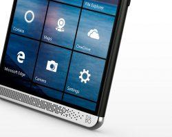 Microsoft и НР разрабатывают смартфон для потребительского рынка