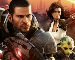 Mass Effect 2 и Mass Effect 3 получили совместимость с Xbox One