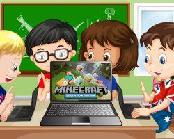 ВБритании выступили против версии Minecraft для учебных заведений